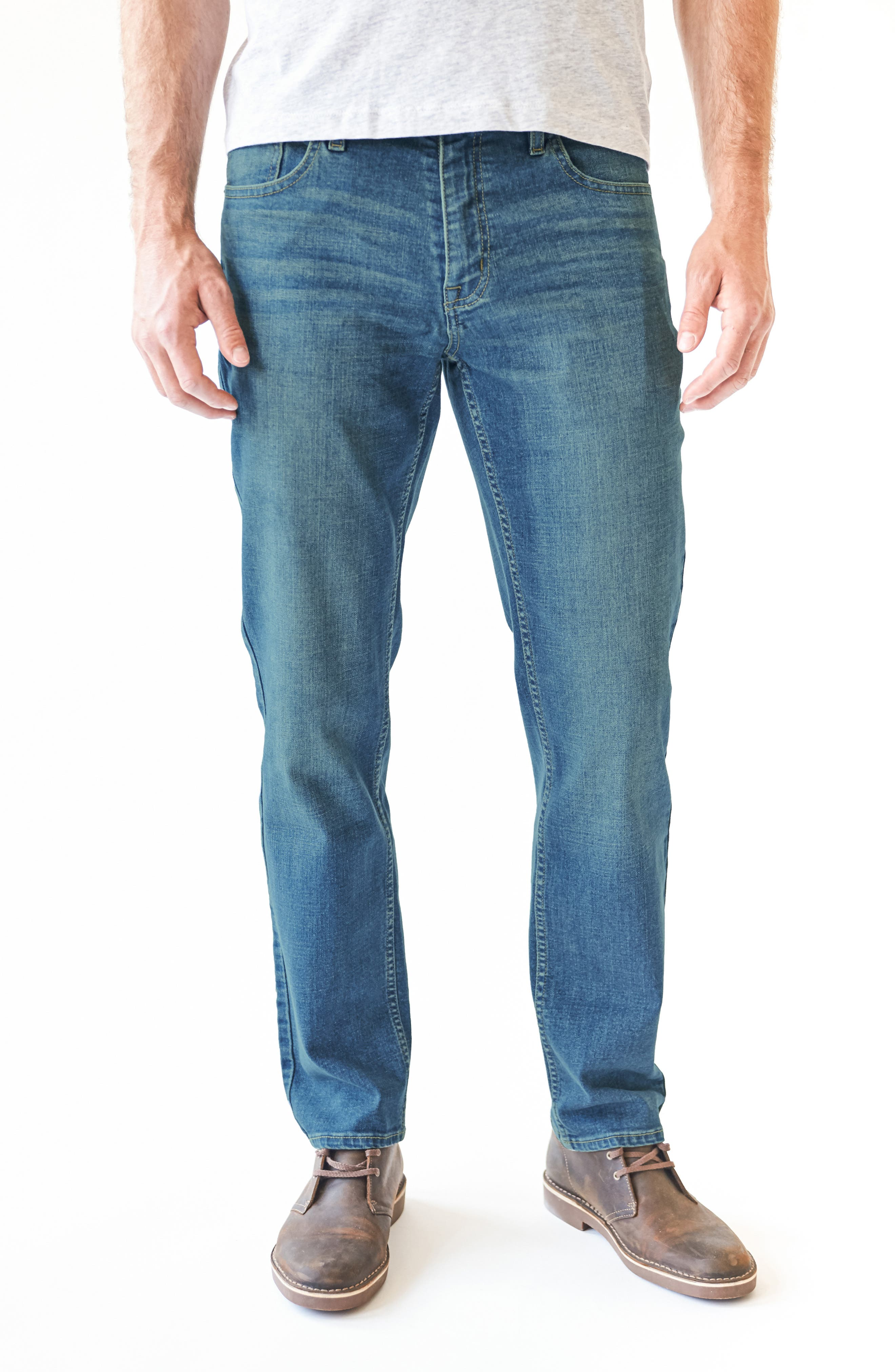Athletic Fit Performance Jeans