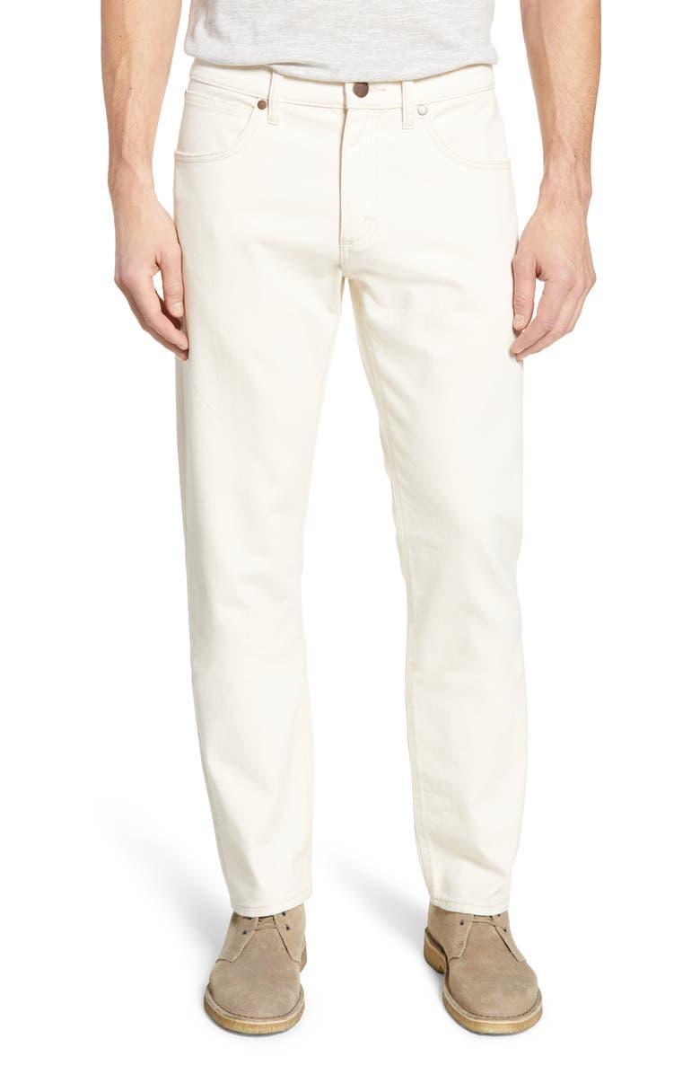 WRANGLER Greensboro Straight Leg Jeans, Main, color, 191