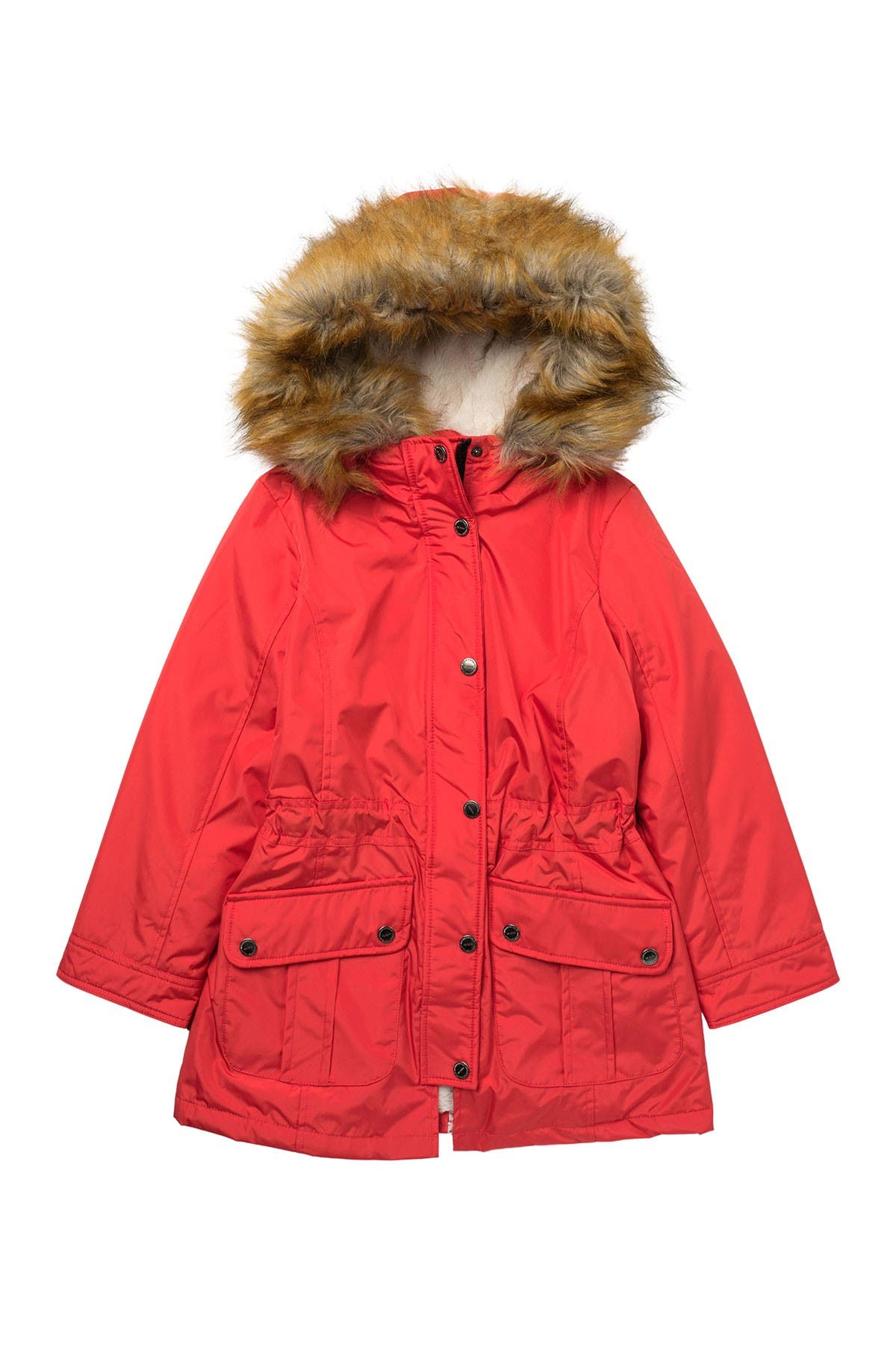 Image of Urban Republic FUR Micro Tech Anorak Jacket