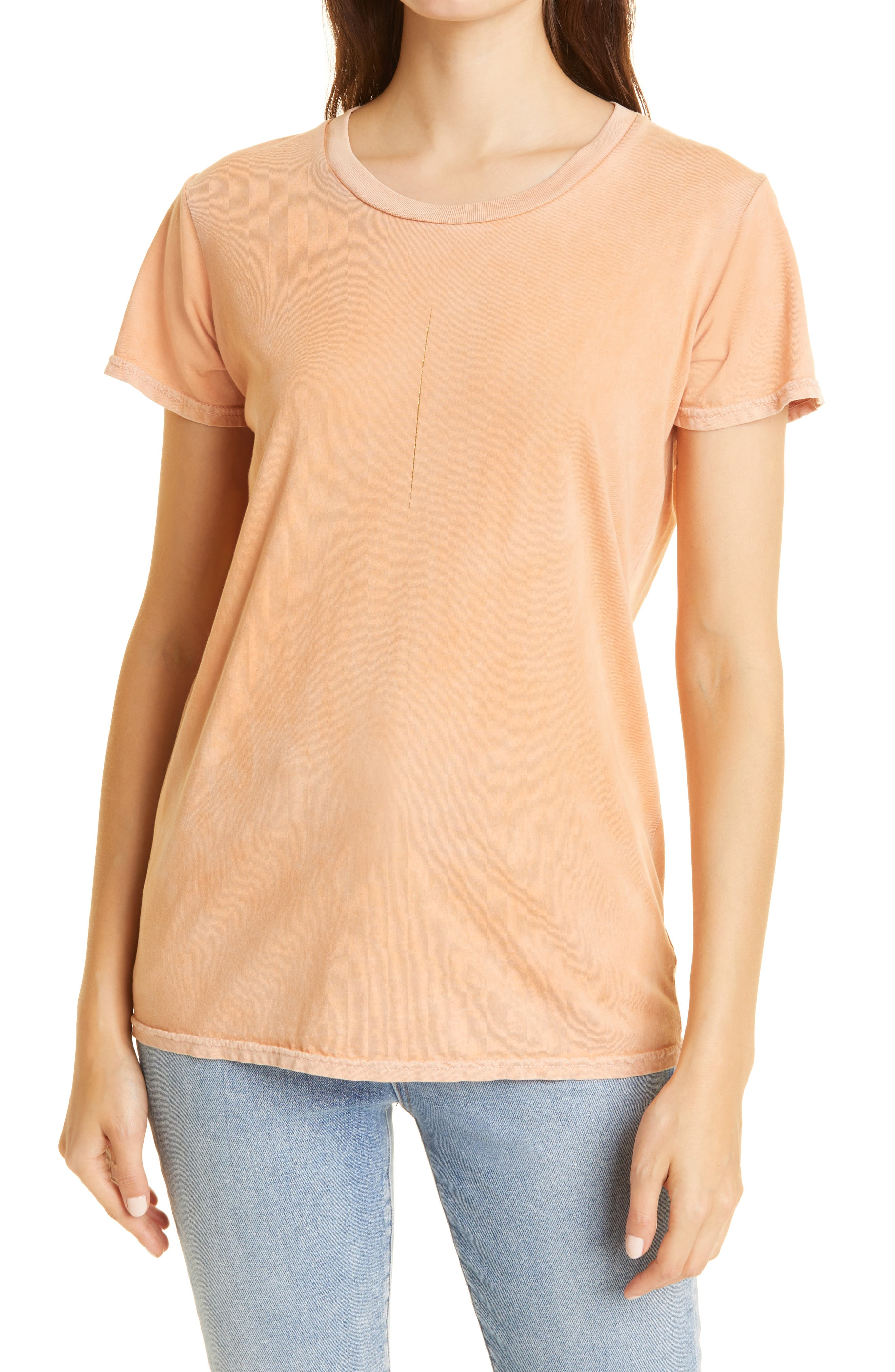 Goldenline Cotton T-Shirt