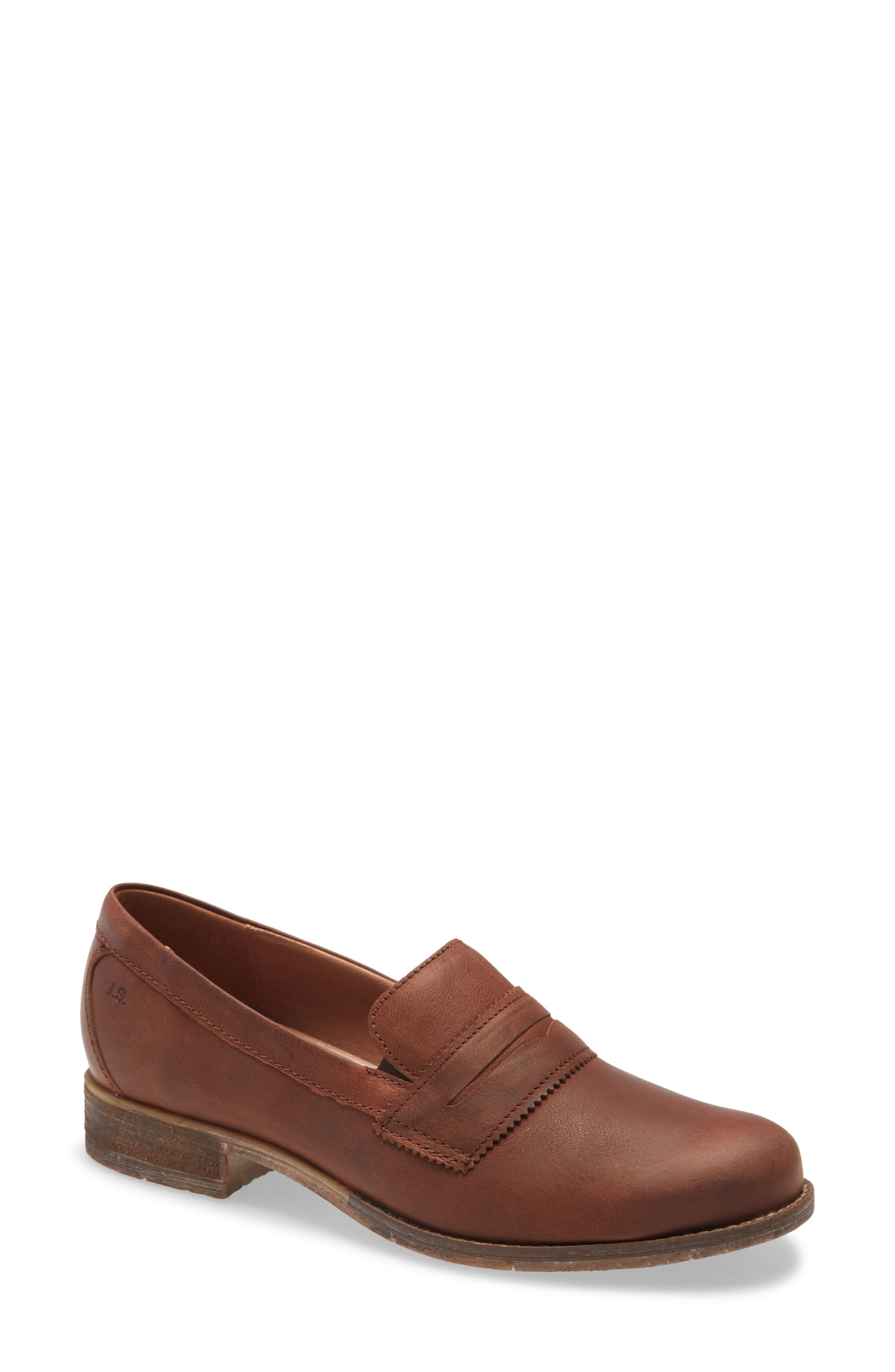 Sienna 96 Leather Loafer