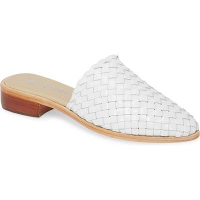 Matisse Minx Mule, White