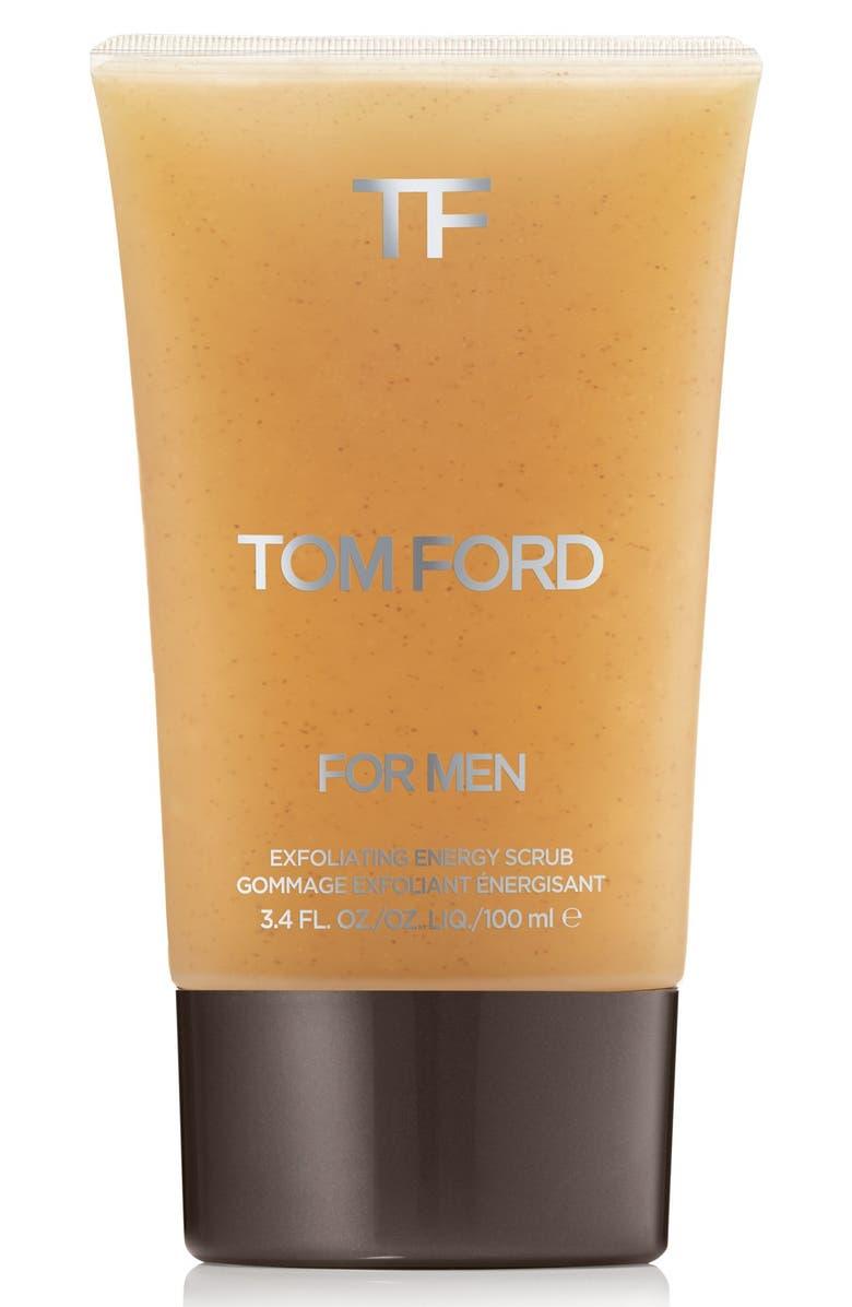 TOM FORD Exfoliating Energy Scrub, Main, color, NO COLOR