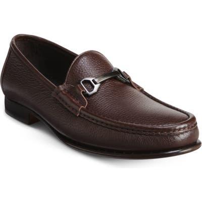 Allen Edmonds Vinci Bit Loafer, Brown