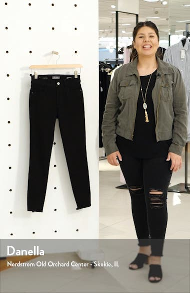 x Marianna Hewitt Hepburn High Waist Wide Leg Jeans, sales video thumbnail