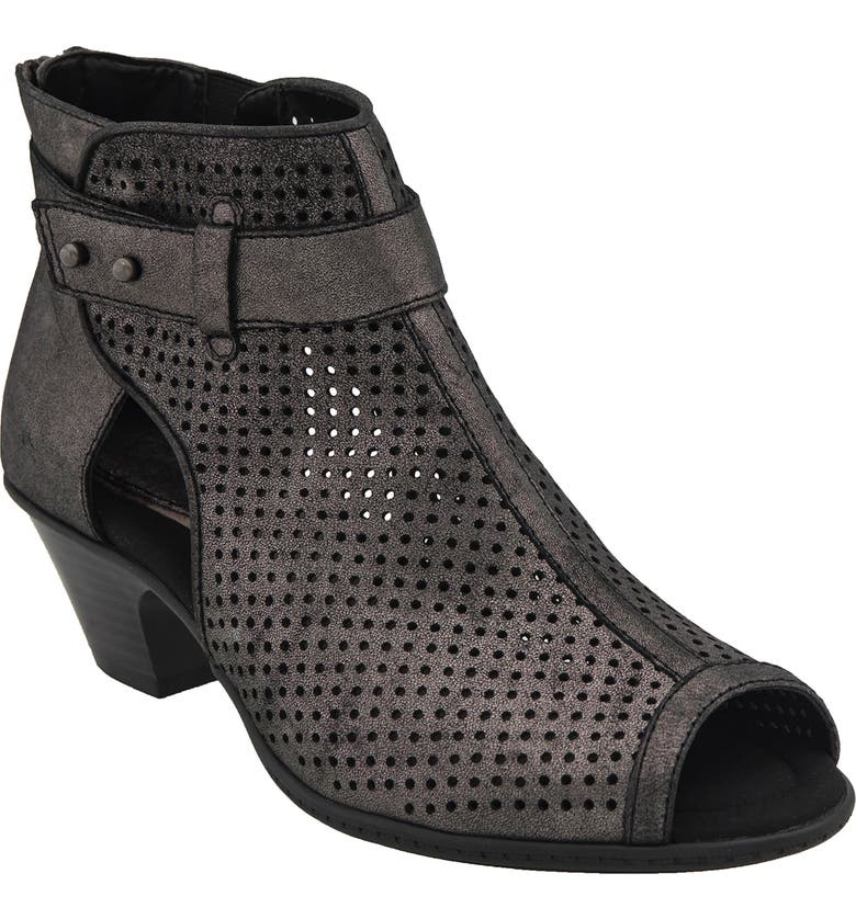 EARTH<SUP>®</SUP> Intrepid Peep Toe Bootie, Main, color, 043