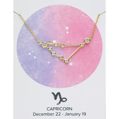 Sterling Forever Constellation Necklace