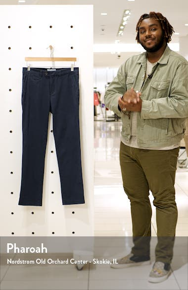 Everest Flat Front Chinos, sales video thumbnail