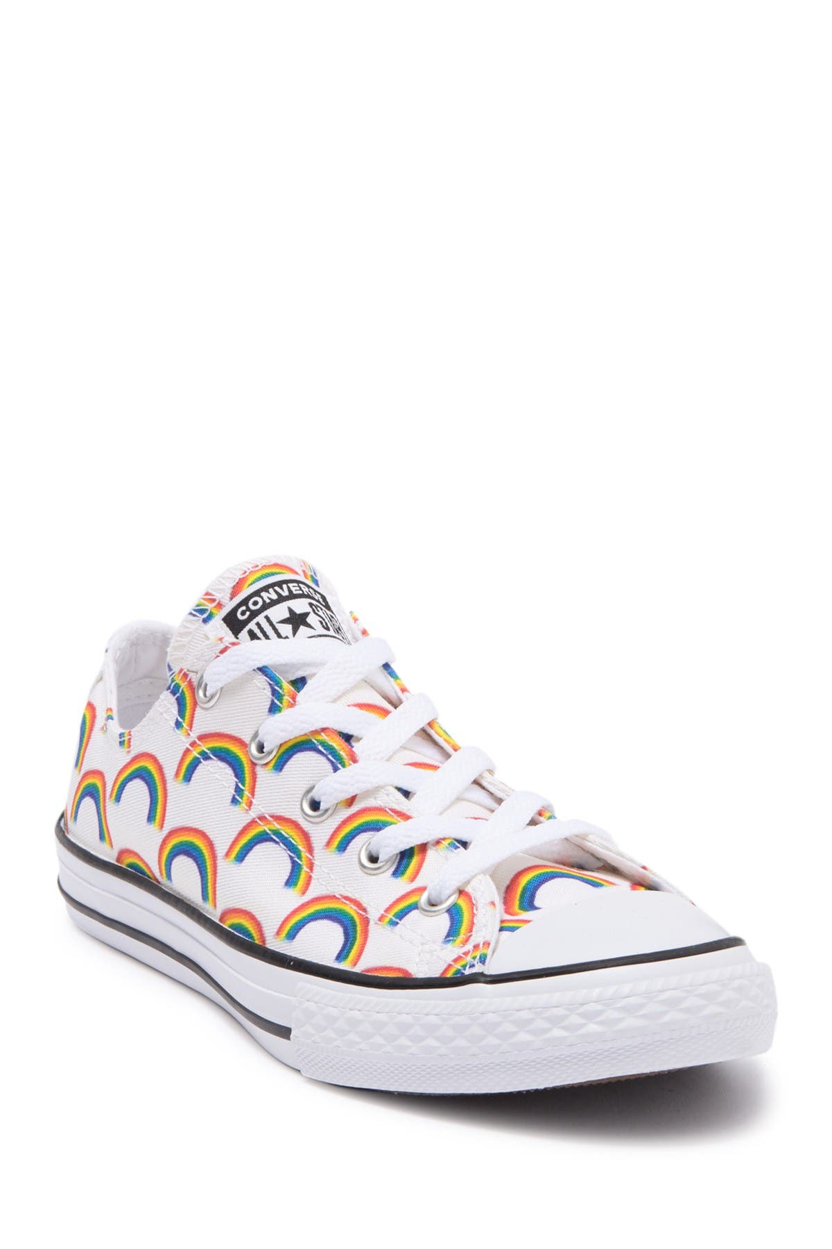 Image of Converse Chuck Taylor All Star Oxford Rainbow Sneaker