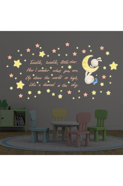 Image of WalPlus Twinkle Twinkle Little Star Decals Art