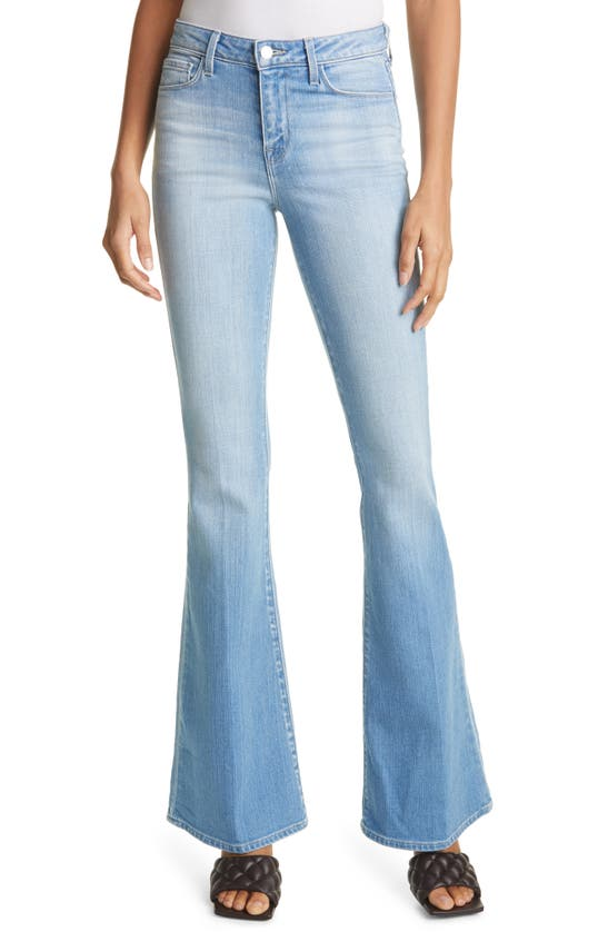 L Agence BELL HIGH WAIST FLARE JEANS