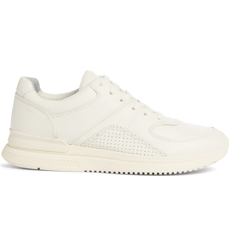 EVERLANE The Trainer Sneaker, Main, color, OFF WHITE