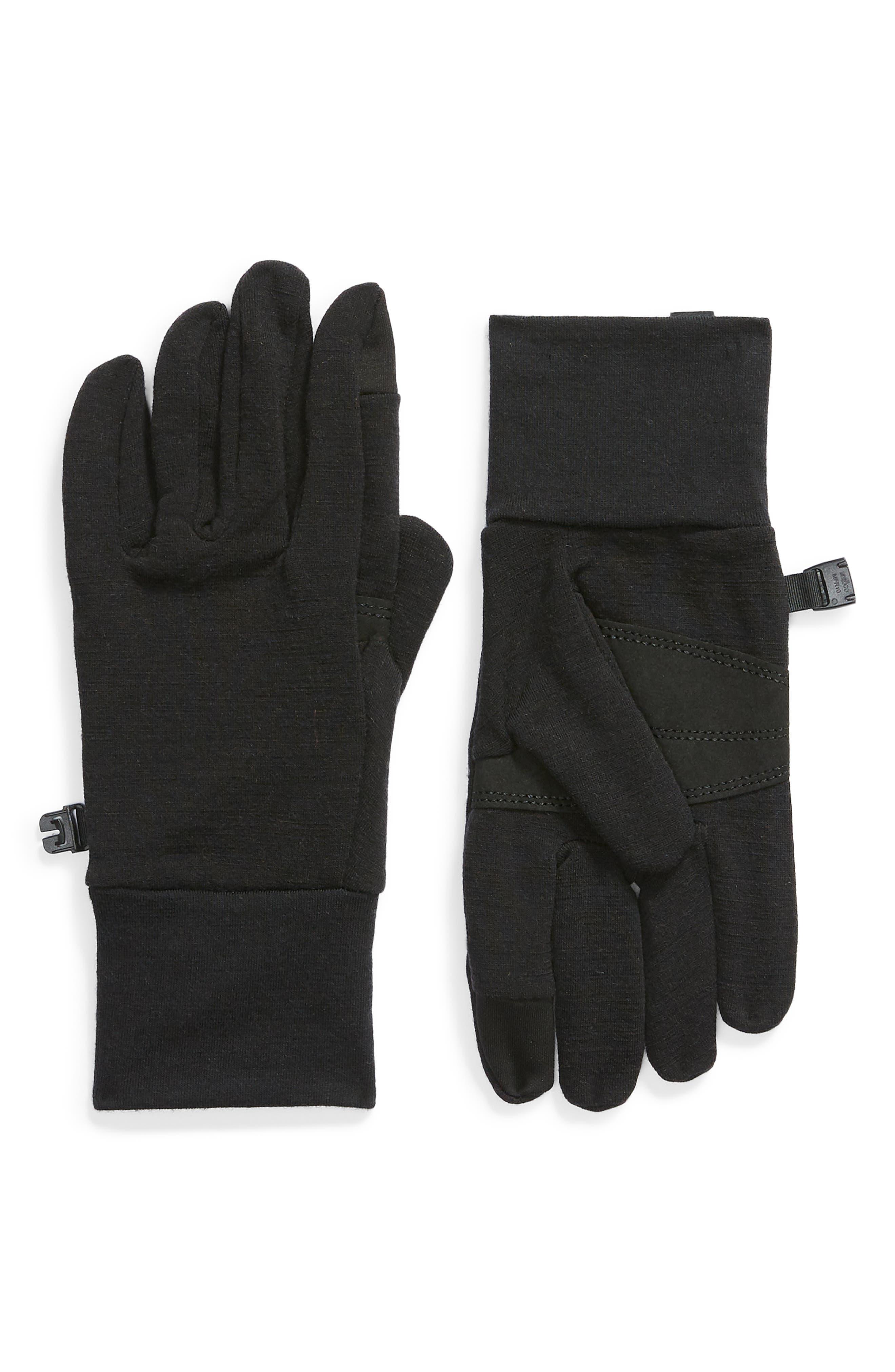 Sierra Tech Touchscreen Compatible Fleece Gloves