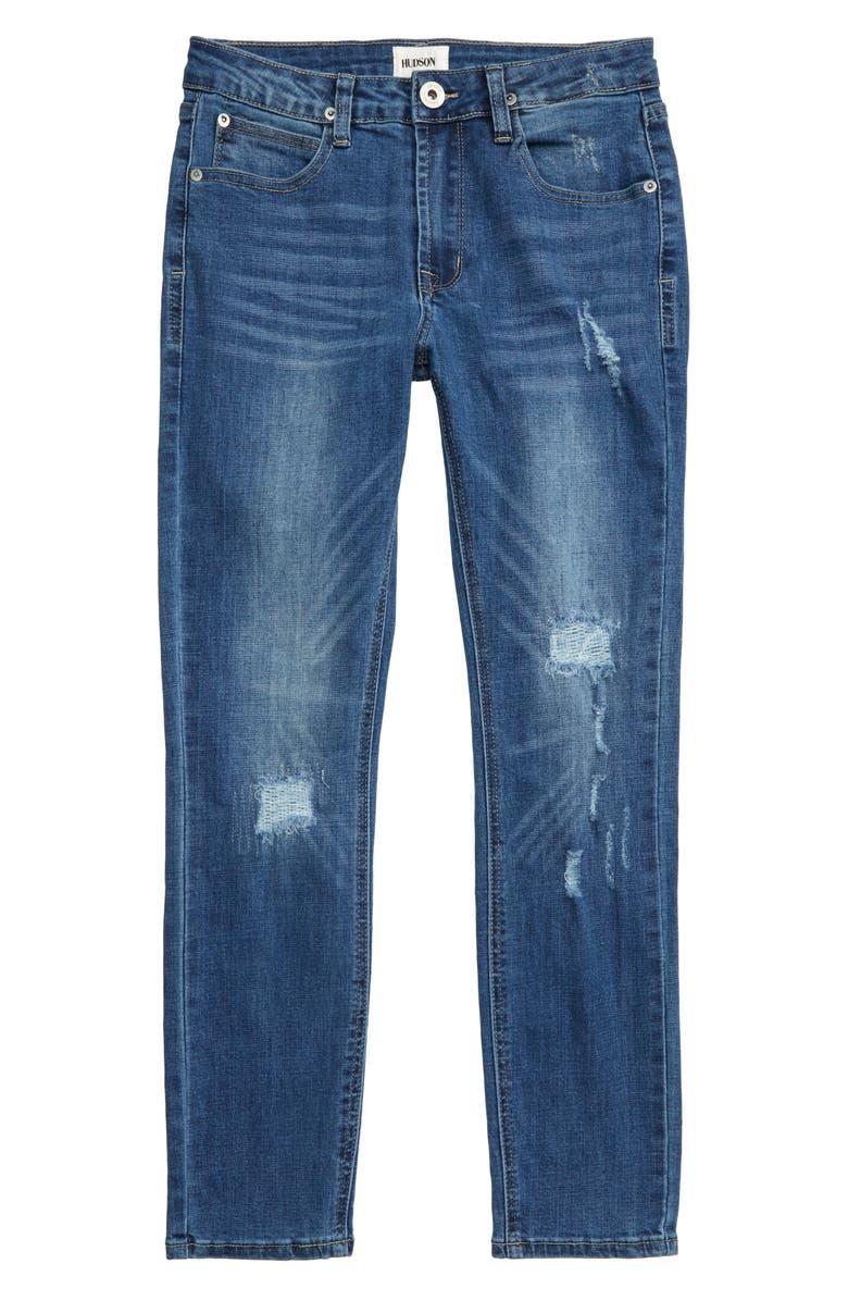 HUDSON JEANS Jagger Slim Fit Straight Leg Jeans, Main, color, 421