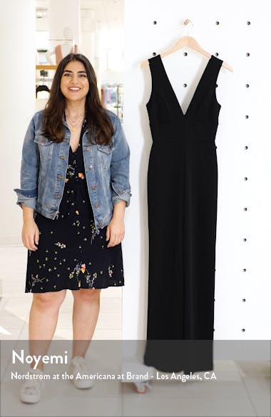 Ready For It Sleeveless Wide Leg Jumpsuit, sales video thumbnail