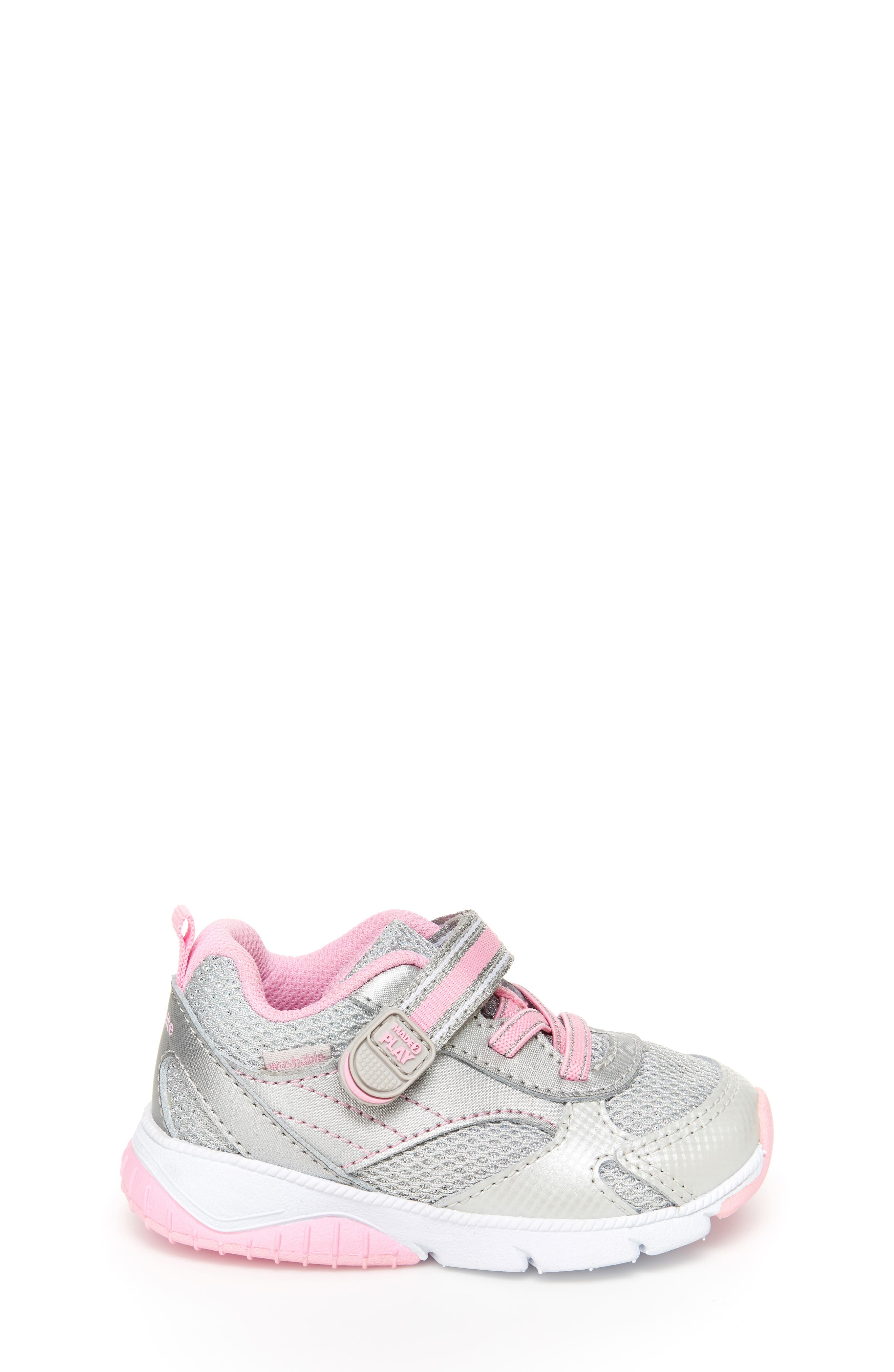 ,                             M2P Indy Sneaker,                             Alternate thumbnail 2, color,                             SILVER