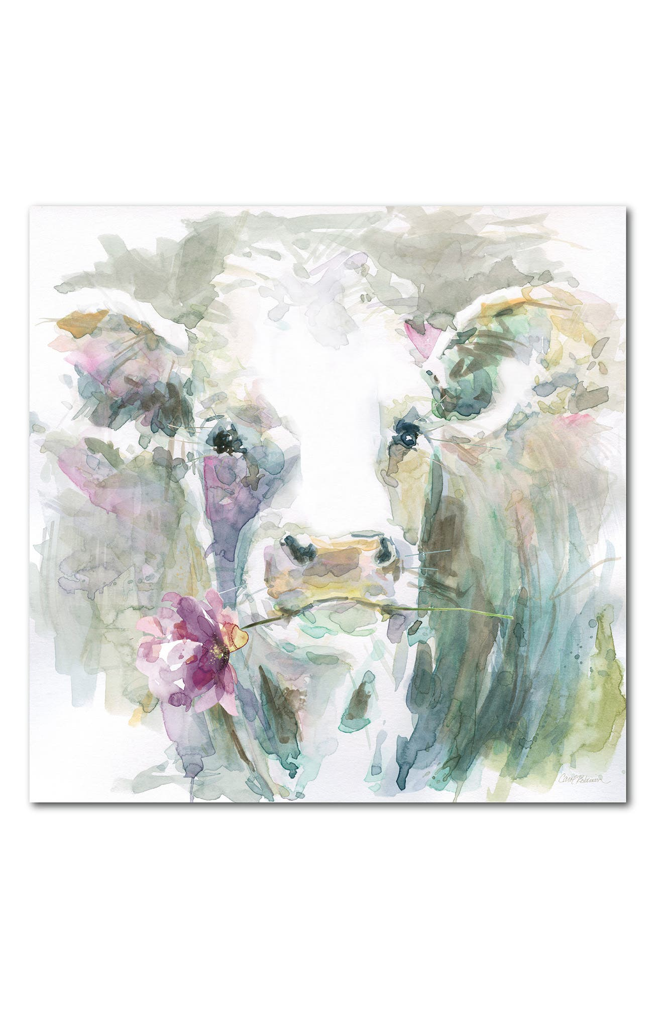 Courtside Market State Fair Gallery-wrapped Canvas Wall Art In Multi Color