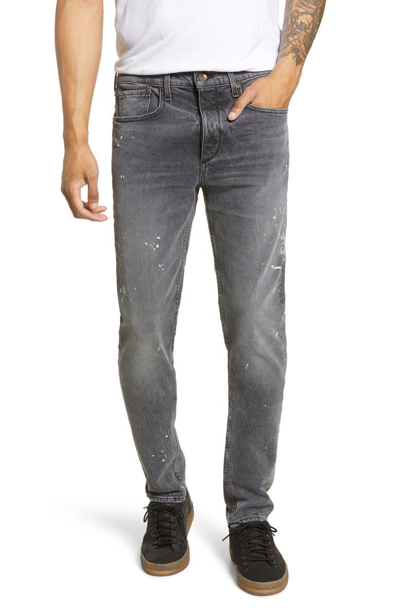 RAG & BONE Fit 1 Skinny Fit Jeans, Main, color, 021
