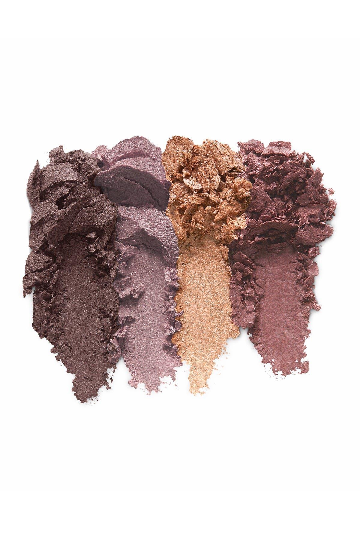 Image of Kiko Milano Bright Quartet Baked Eyeshadow Palette - 02 Rosy Mauve Variation
