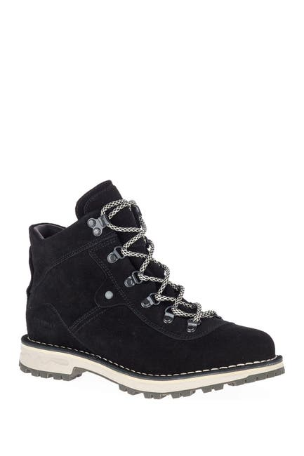 Image of Merrell Sugarbush Lace-Up Suede Boot