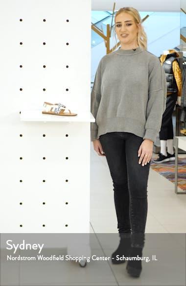 Breann Thong Sandal, sales video thumbnail