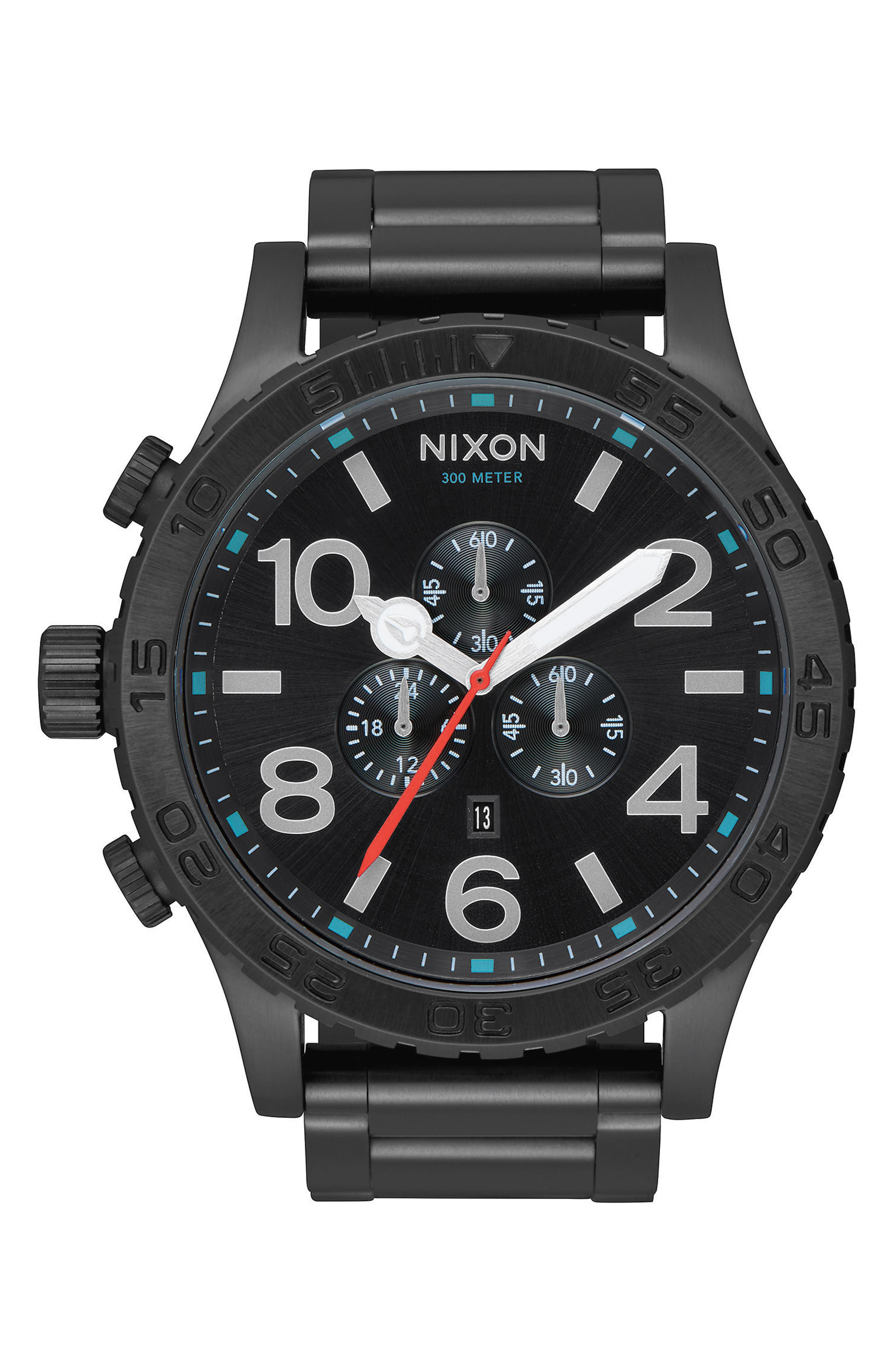 ,                             'The 51-30 Chrono' Watch, 51mm,                             Main thumbnail 20, color,                             010
