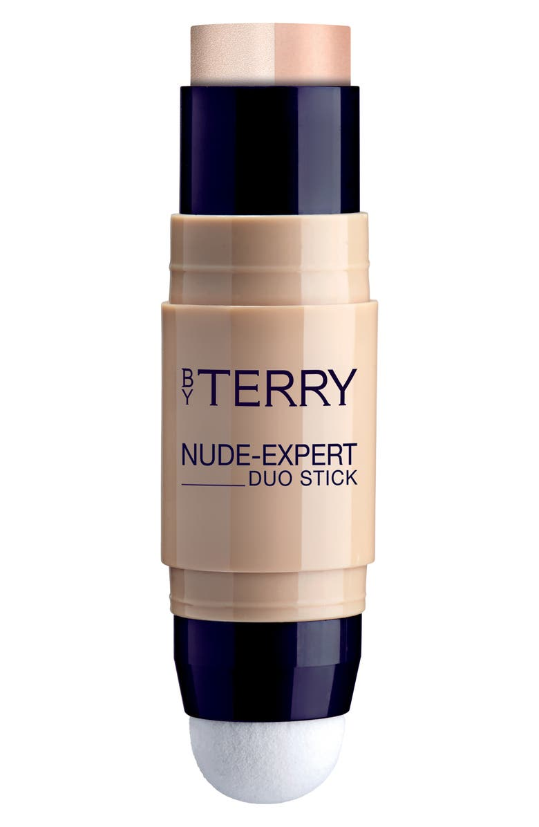 BY TERRY SPACE.NK.apothecary By Terry Nude-Expert Duo Stick Foundation, Main, color, 1- FAIR BEIGE