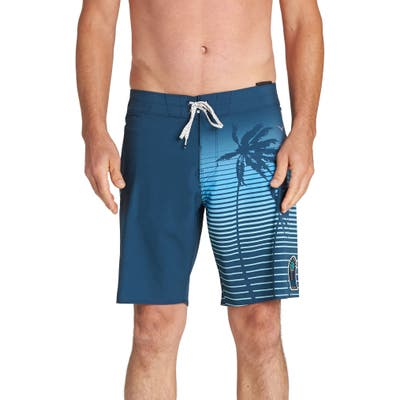 Billabong Dbah Airlite Board Shorts, Blue
