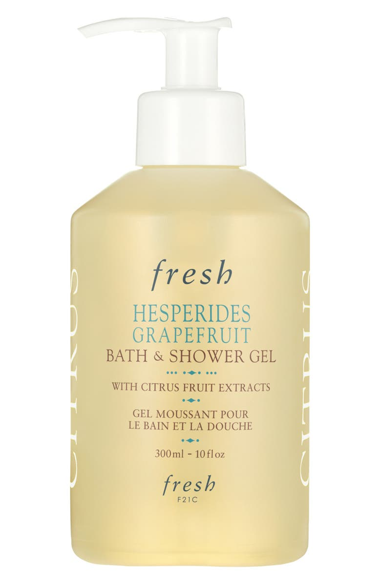 FRESH<SUP>®</SUP> Hesperides Grapefruit Bath & Shower Gel, Main, color, 000