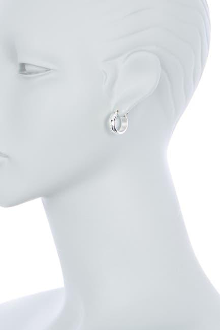 Image of DKNY Trio Hoop Earring Set