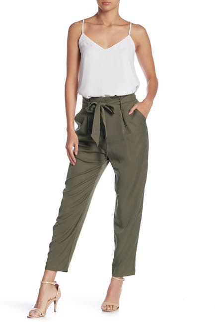 Image of Socialite Paperbag Trousers