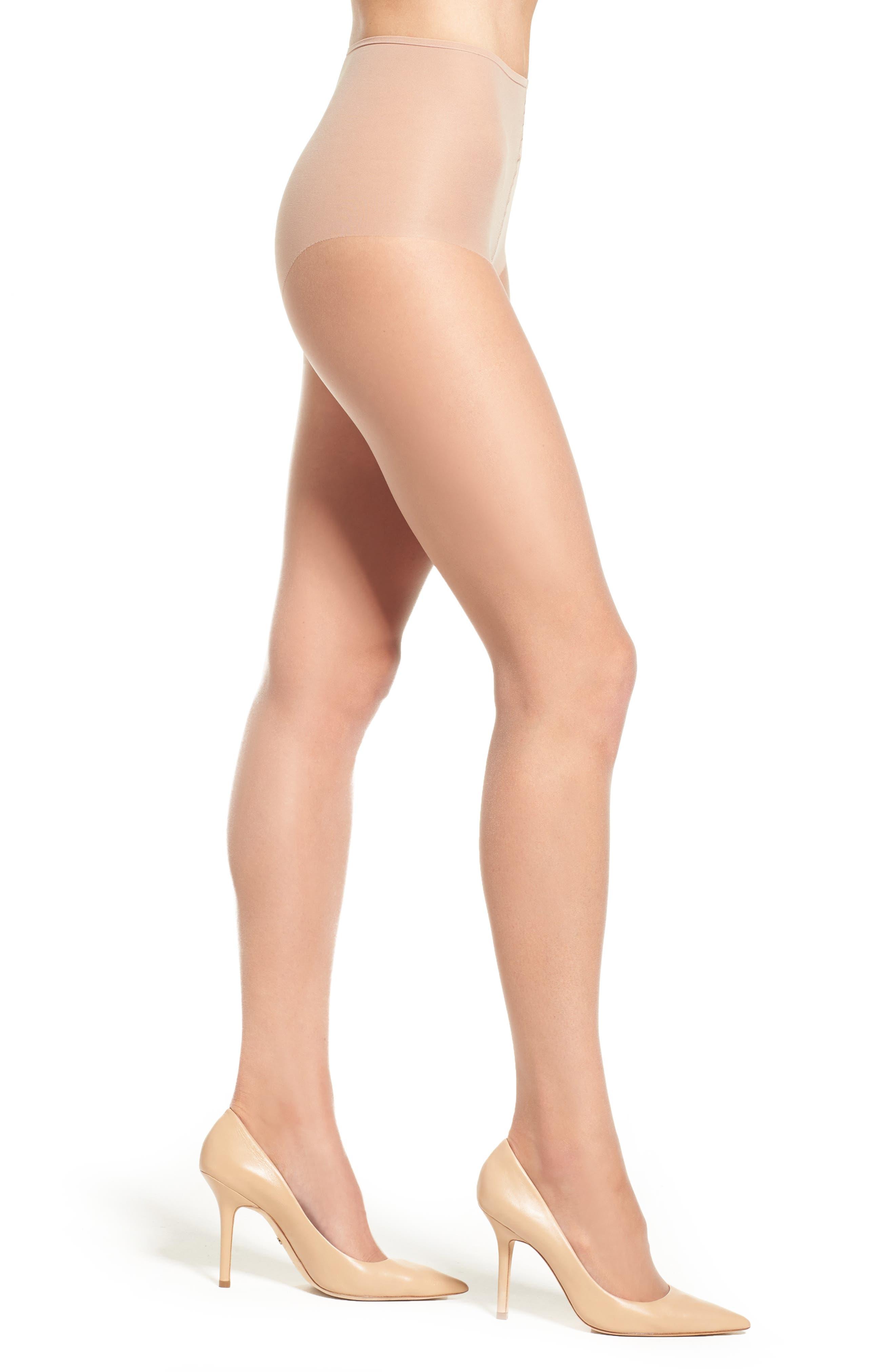 Image of Donna Karan Beyond The Nudes Control Top Pantyhose