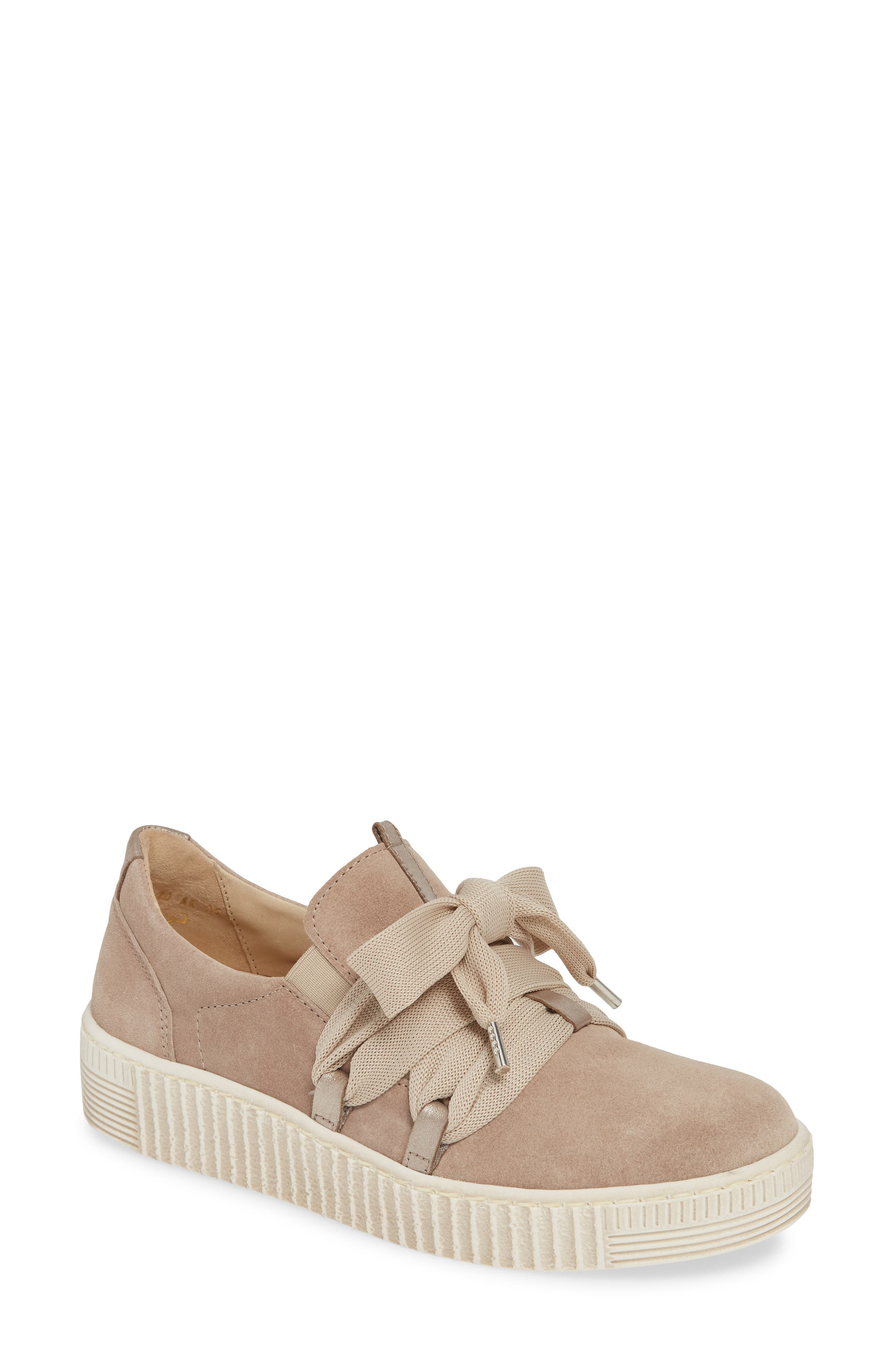 Gabor Lace Up Sneaker