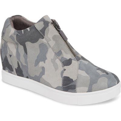 Blondo Glenda Waterproof Sneaker Bootie- Grey