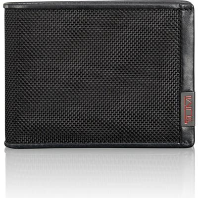 Tumi Alpha Billfold Wallet -