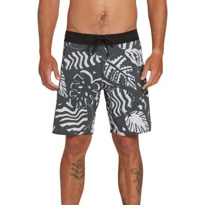 Volcom Scrap Stoney Board Shorts, White