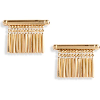 Karen London Demi Fringe Earrings