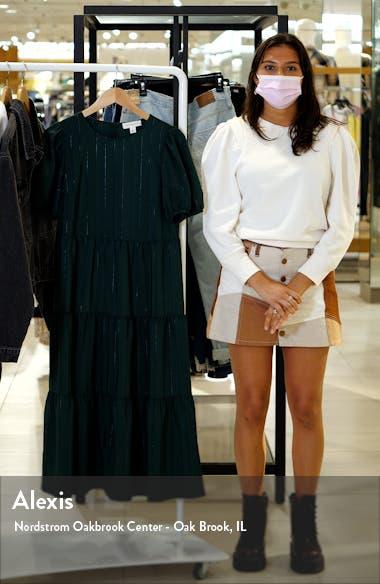 Tiered Midi Dress, sales video thumbnail