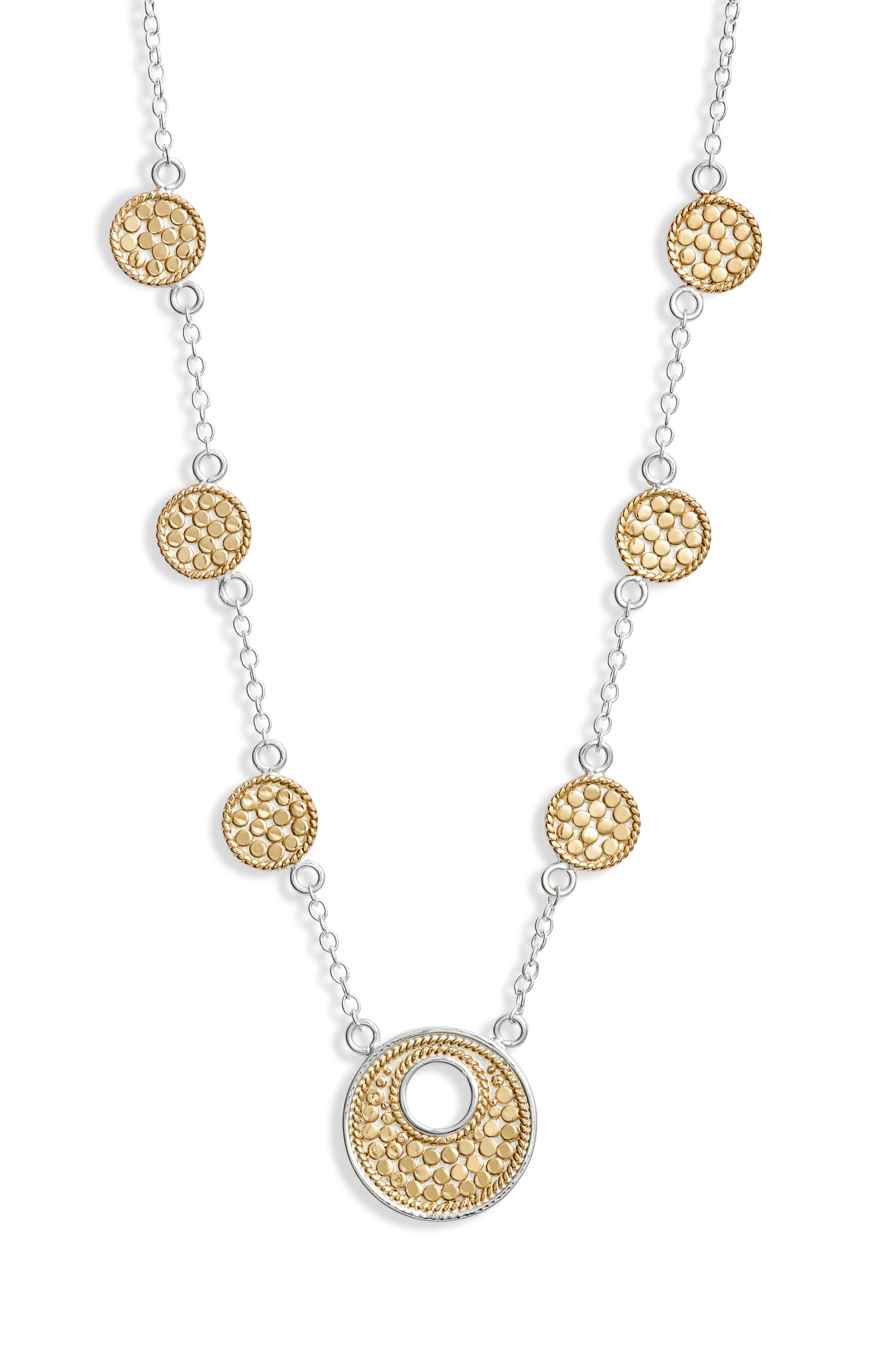Disc Station Necklace (Nordstrom Exclusive)