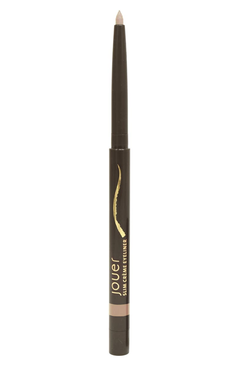 JOUER Slim Crème Eyeliner, Main, color, NO COLOR