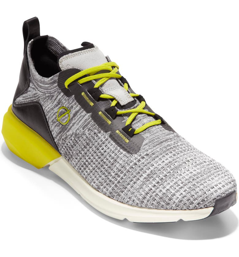 COLE HAAN ZeroGrand All Day Stitchlite Runner Sneaker, Main, color, CLOUD/ MAGNET/ BLACK/ WHITE