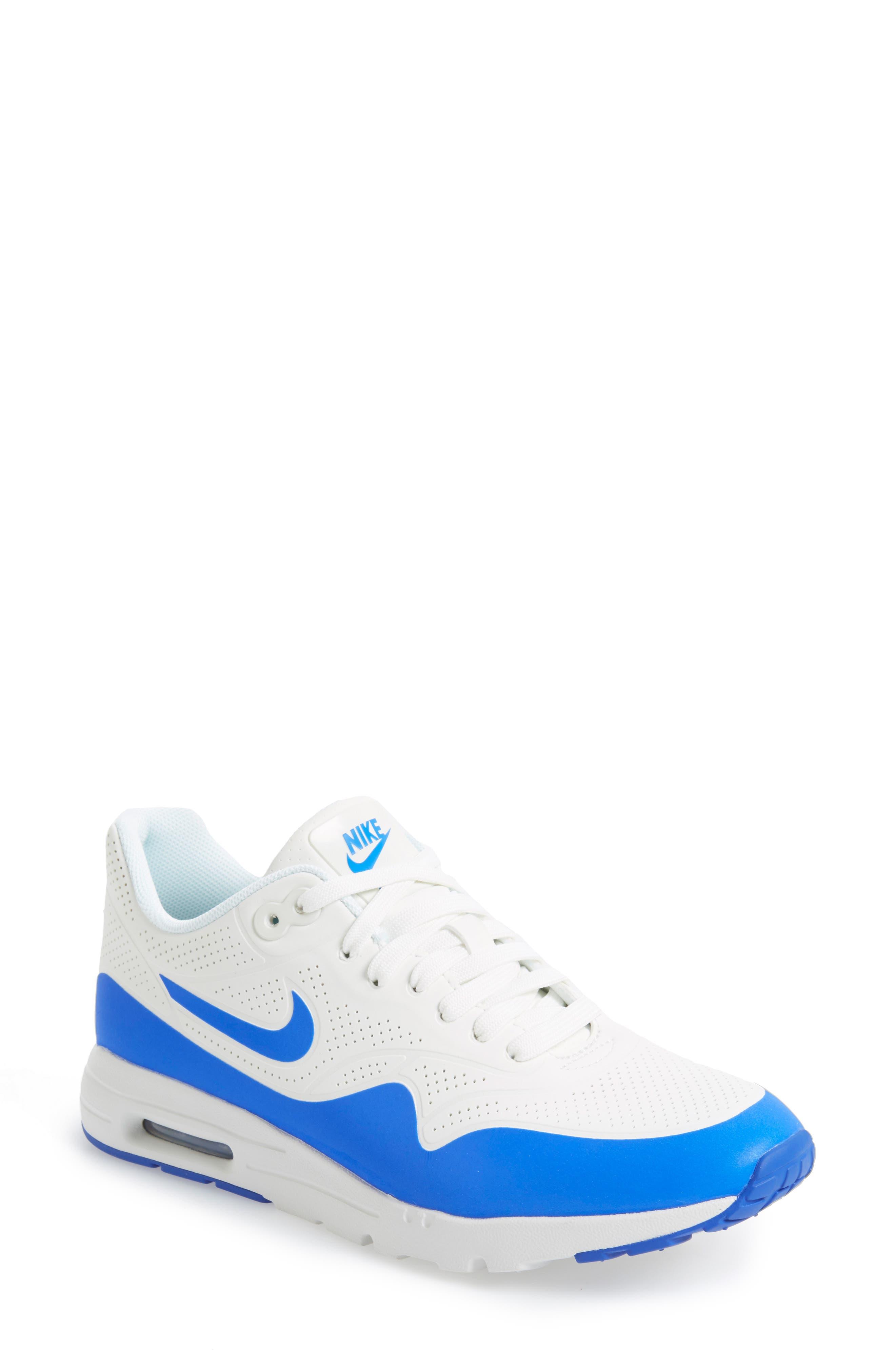 ,                             'Air Max 1 - Ultra Moire' Sneaker,                             Alternate thumbnail 26, color,                             100