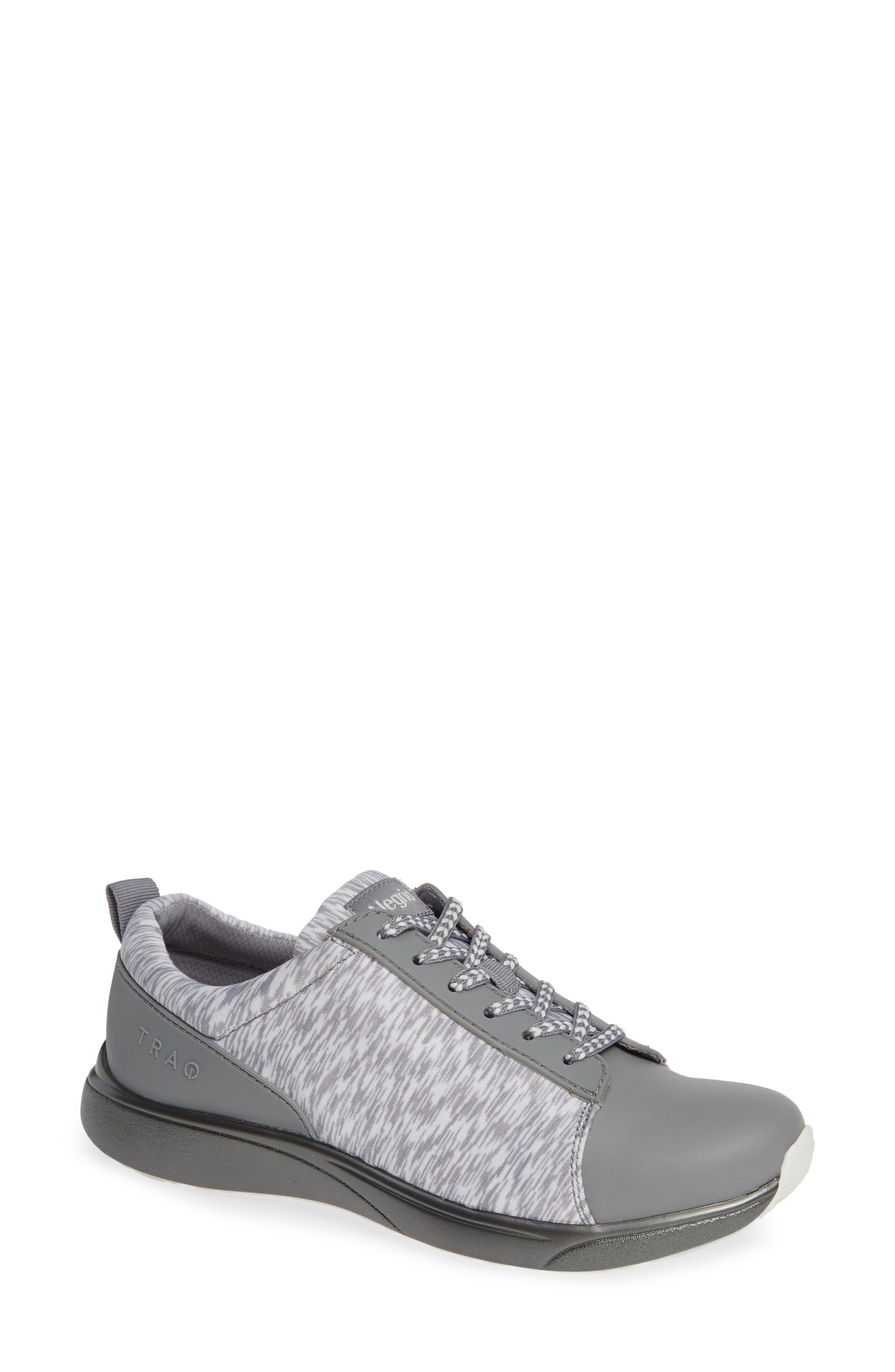 Alegria Qest Sneaker, Grey