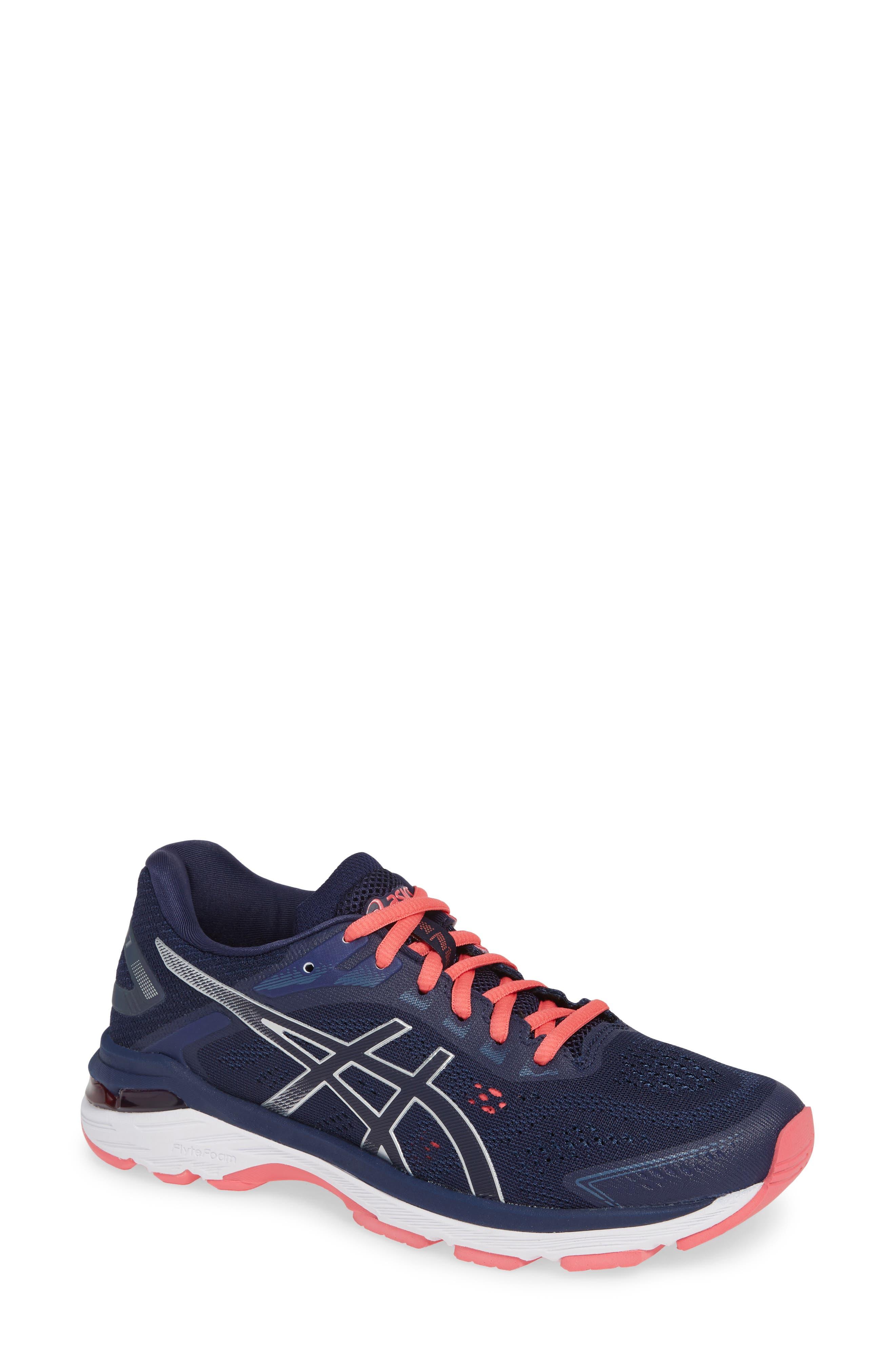 Asics Gt-2000 7 Running Shoe B - Blue