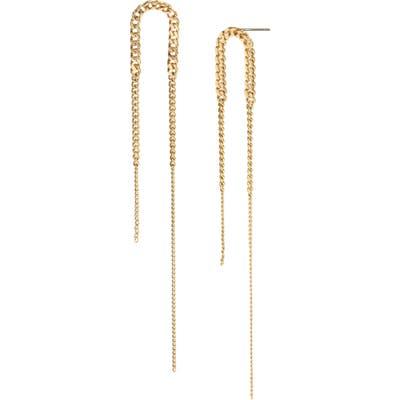 Allsaints Delicate Drop Earrings