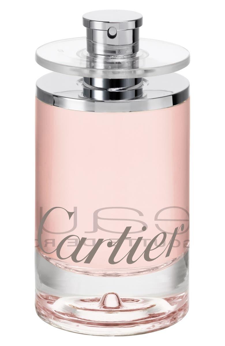 CARTIER Eau de Cartier Goutte de Rose Eau de Toilette, Main, color, NO COLOR