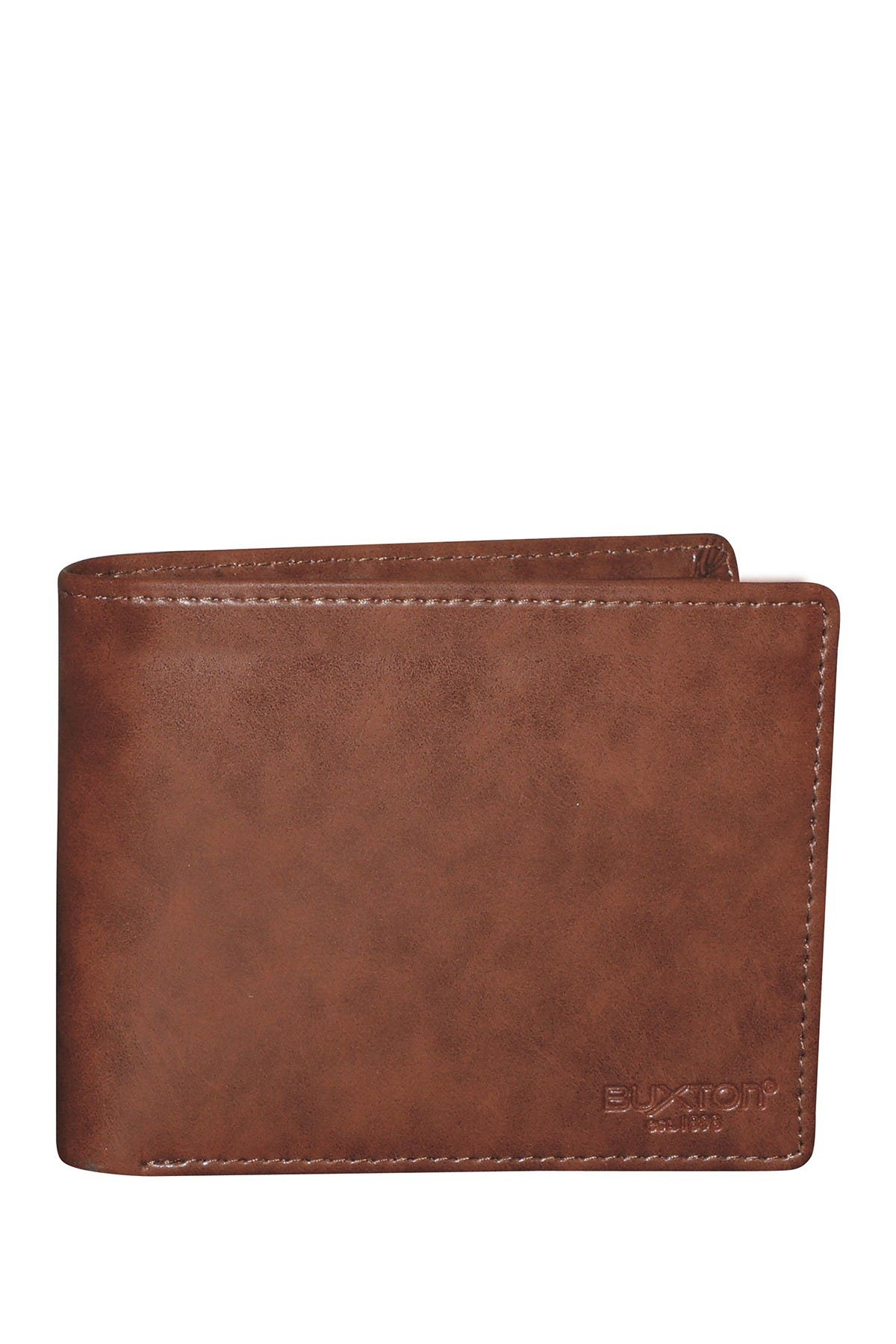 Image of Buxton RFID Bifold Card Wallet