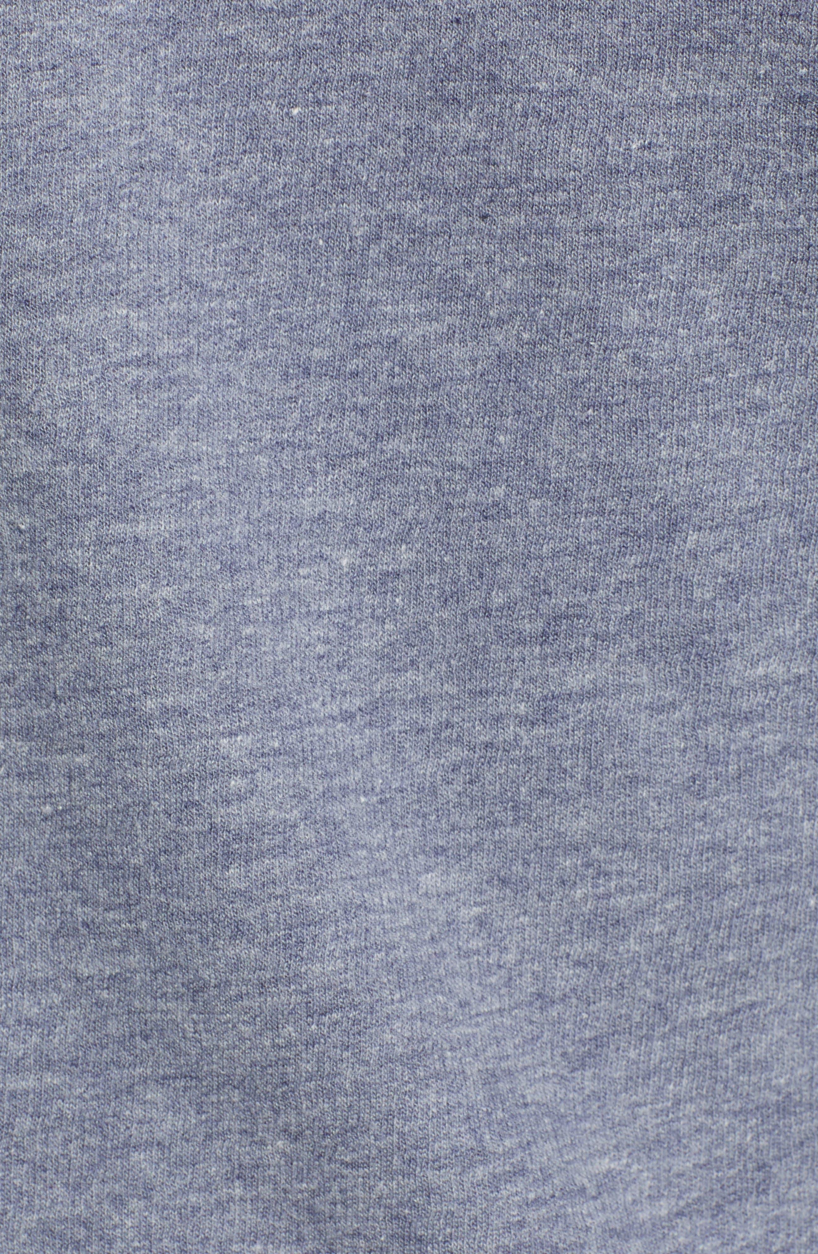 ,                             Varsity Stripe Hoodie,                             Alternate thumbnail 17, color,                             401