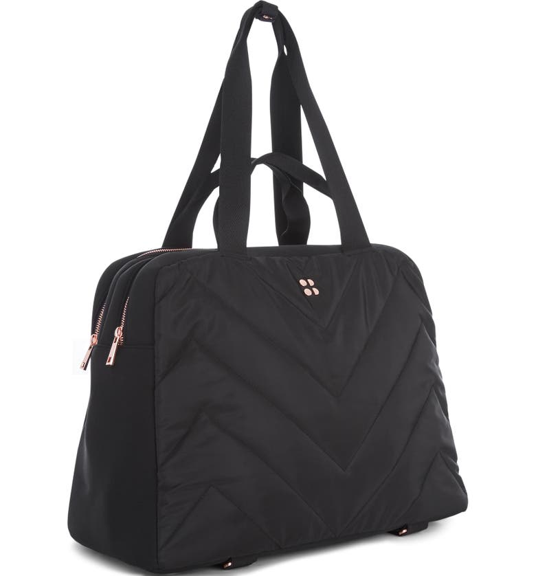 Sweaty Betty Quilted Luxe Gym Bag Nordstrom
