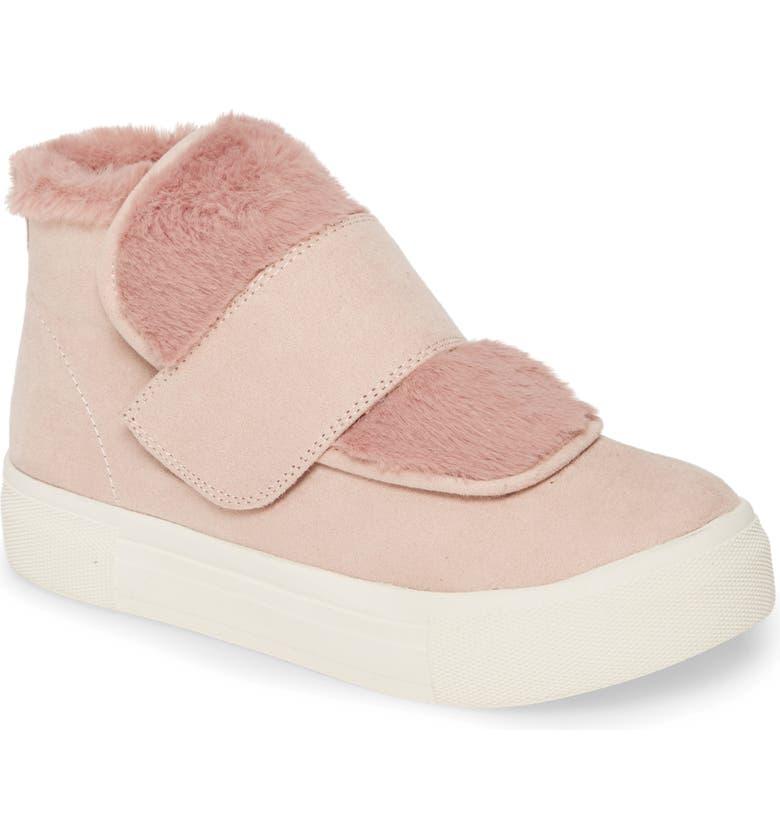 DOLCE VITA Caia High Top Sneaker, Main, color, BLUSH